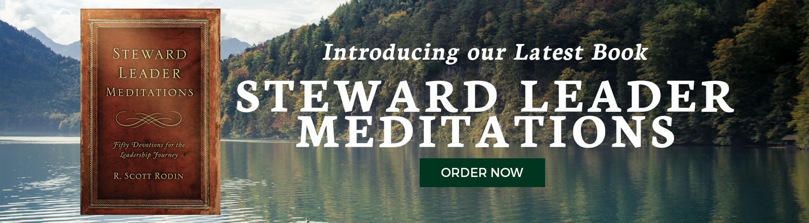 Steward Leader Meditations